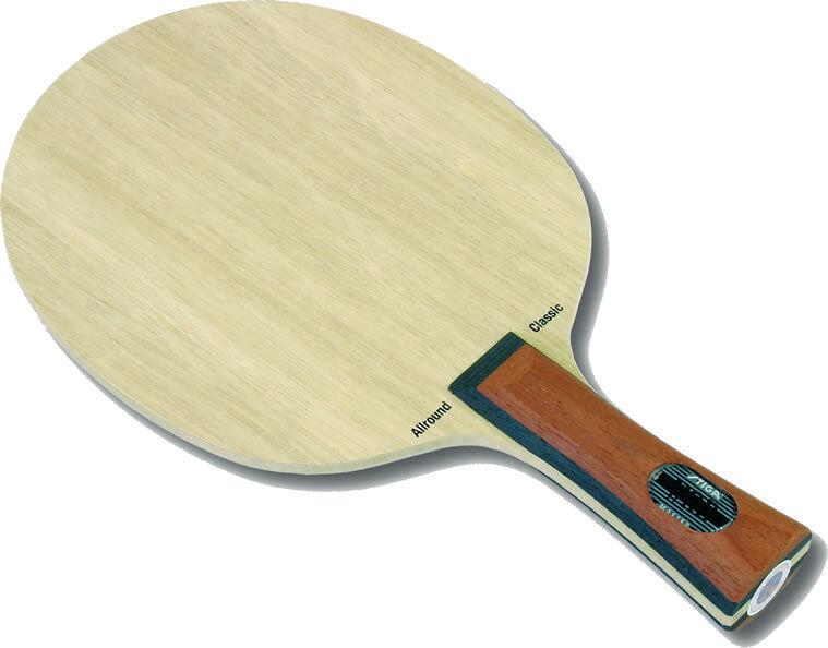 Stiga Allround Classique Wrb Tennis de Table-Bois Raquette de Tennis de Table