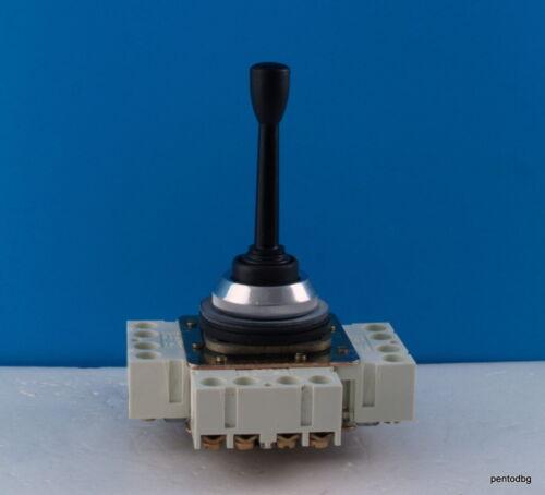 TELEMECANIQUE XD2CC 3333/XD2C-C3333 Joystics 4 contactos XC1ZP2 Caja Original Nuevo Viejo Stock