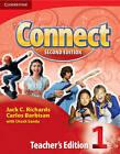 Connect Level 1 Teacher's Edition: Level 1 by Jack C. Richards, Chuck Sandy, Carlos Barbisan (Paperback, 2009)