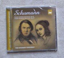 """CD AUDIO MUSIQUE / SCHUMANN """"PIANO QUINTET IN E FLAT OP 44/47"""" CD ALBUM NEUF"""