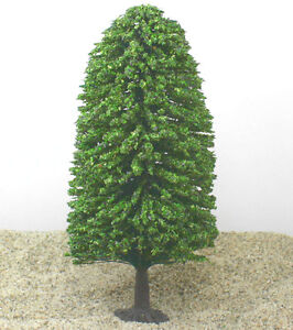 """Leafy Forest Tree - 5"""" Tall - - German Imports - IV3-2468"""