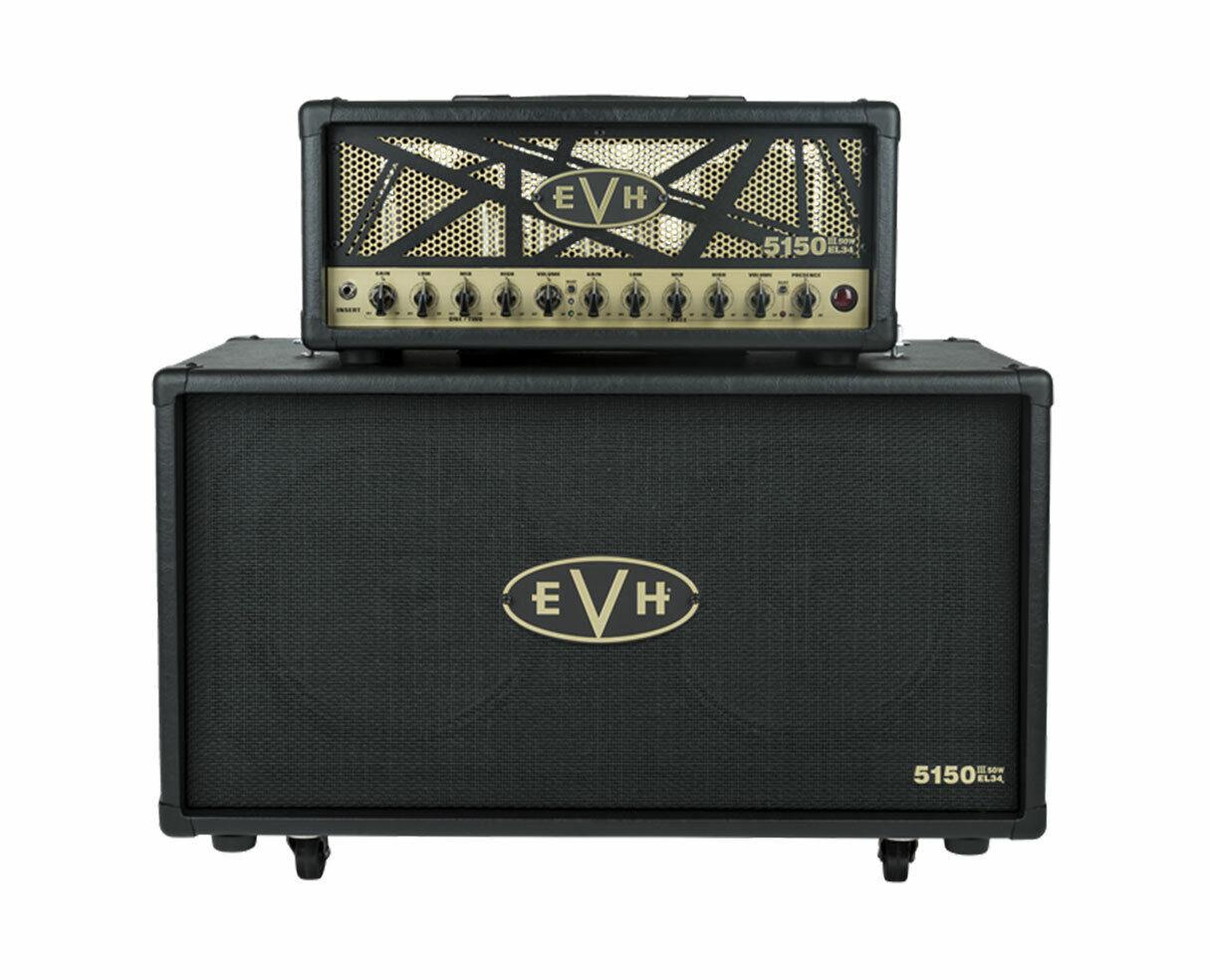 EVH 5150III 50W EL34 Guitar Head - Used. Buy it now for 1099.99