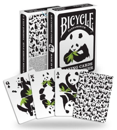 Bicycle Panda Playing Cards New