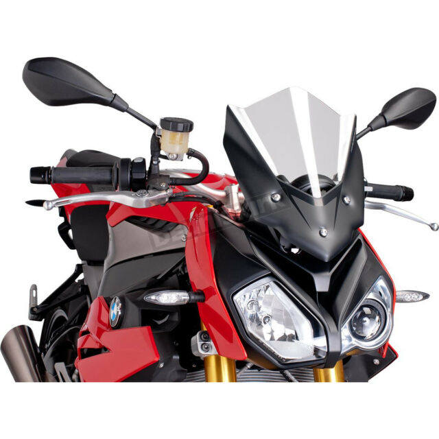 Puig Windshield Naked New Generation Sport for BMW R1250R