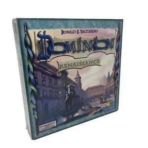 Dominion: Renaissance Expansion (Rio Grande Games) — Brand New!