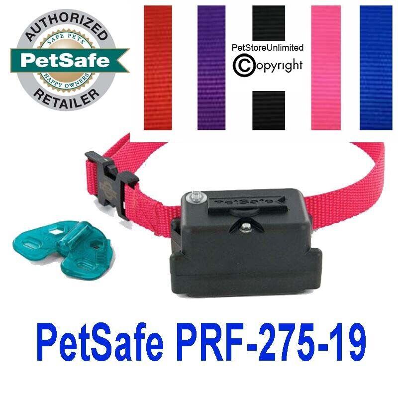 PetSafe Stubborn Big Dog Fence Collar PRF-275-19 for PIG00-10777 + FREE STRAP