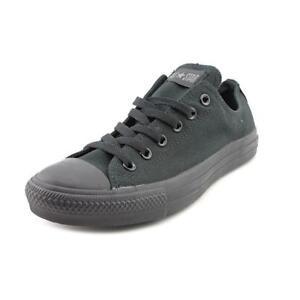 b1e2a5a34413d Converse Chuck Taylor All Star Ox Shoes M5039 Black Monochrome Men 8 Women  10