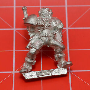 Space-Marines-Klassischer-Scout-Heavy-Body-Koerper-Tin-Bitz-Zinn-Bits
