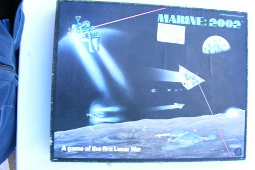 YAQUINTO PUBLICATIONS INC, MARINE   2002     THE FIRST LUNAR WAR