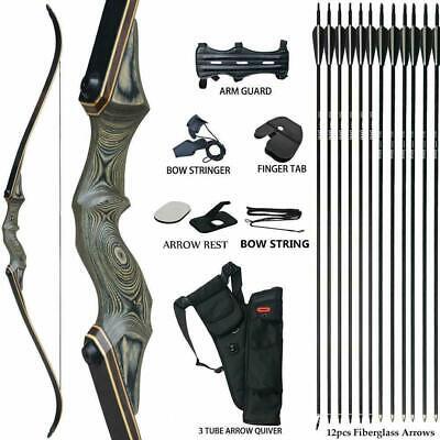 "X6 30/""Arrows Hunting Fiberglass Shaft SP500 F Recurve //Compound New Sporting Bow"
