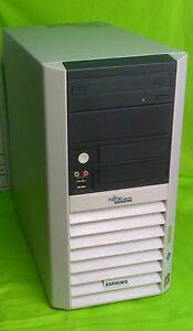 FSC-Esprimo-P5615-AMD-Athlon-2-21GHz-1GB-RAM-80-GB-HDD-DVD-VISTA-COA