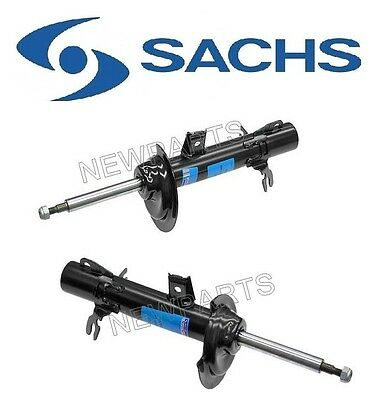 For Mini Cooper R50 R53 Base S 02-06 Pair Set Of 2 Front Strut Assemblies Sachs