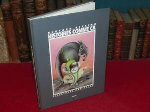 BIBLIOTHEQUE-H-amp-P-J-OSWALD-RUDYARD-KIPLING-034-HISTOIRES-COMME-CA-034-KELEK-1988