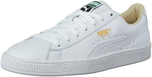 PUMA 35436717 Mens Basket Classic Lfs Fashion Sneaker- Choose SZ color.