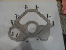 1969 1970 351 Ford Mustang Cougar FMX Transmission Shield Block plate & hardware