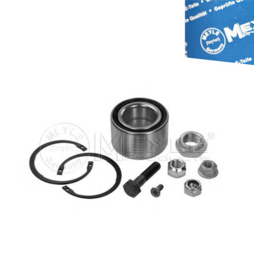 MEYLE 1004980046 Radlagersatz Vorne für VW DERBY POLO 0.8 0.9 1.0 1.1 1.3 D 1.4