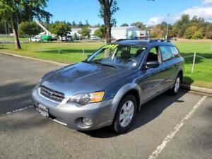 2005 Subaru Outback I