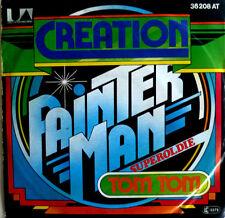 "7"" 60s rare VG + +! the creation: Tom Tom + Painter Man"