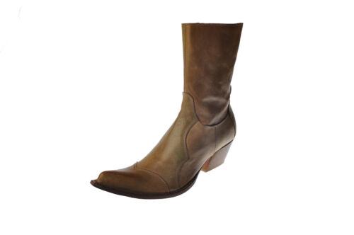 Femme Bottes Chaussures Moma 3252328n185106 Vert EB1781qn