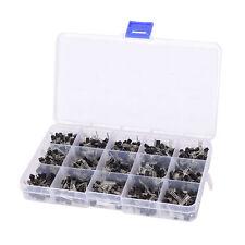 To 92 Assortment Npn Pnp Diy Kit 15 Value 600pcs Transistor