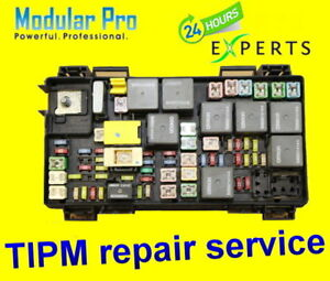 Details about 2012 Dodge RAM 2500 - TIPM Fuel Pump Relay -  Repair/Replacement Service