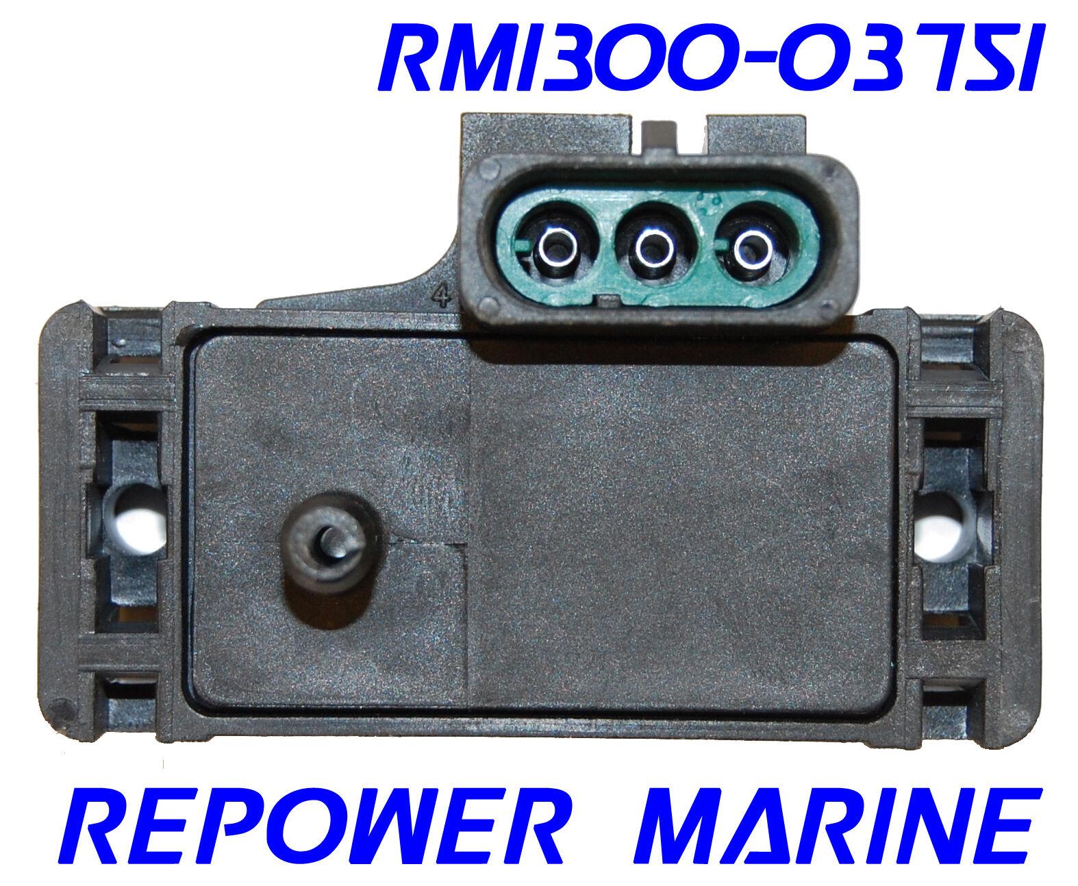 MAP : Sensor für Mercruiser EFI V6 & V8, Ersatz : MAP 864856a 1 7b9134