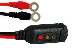 CTEK-56-629-M6-Comfort-Indicator-Eyelet-Flylead-0-55m-cable-CTK100