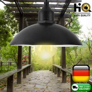 Solar Klassische Hof Terrasse Veranda Hänge Lampe Aussen Pendel Leuchte DE