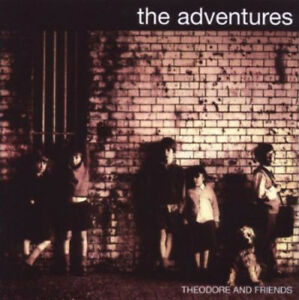 Adventures-Theodore-and-Friends-CD-2009-NEW-FREE-Shipping-Save-s