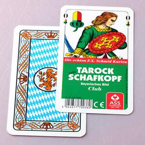 Spiele von Frobis 10 Gaigel Binokel Club Kartenspiele Württembergisches Bild