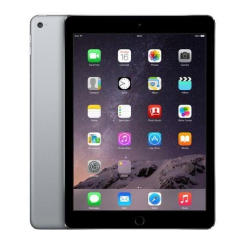Gray Silver Apple iPad Air 2-16GB Gold WiFi 9.7in