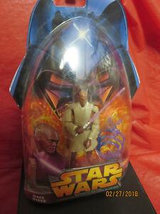 Star Wars Revenge Of The Sith Mace Windu Figure 10 Ebay