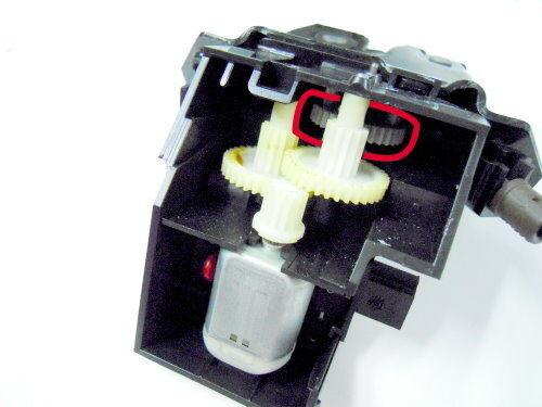 Mercedes Trunk Tailgate Lock Actuator Repair Gear W203 W209 W211 R171 1717500085