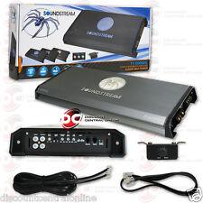SOUNDSTREAM T1-6000DL MONOBLOCK CAR CLASS D 1-CHANNEL AMP AMPLIFIER 3000W RMS