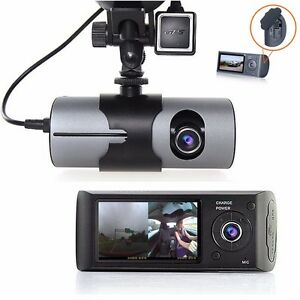 2-7-034-LCD-1080P-Dual-Lens-Car-DVR-Digital-Video-Recorder-GPS-Logger-Dash-Cam-R300