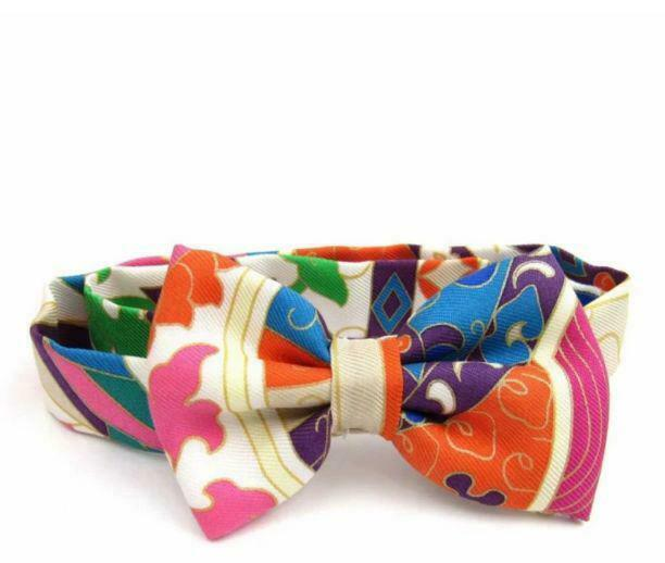 Hermes Bow Tie Fashionable