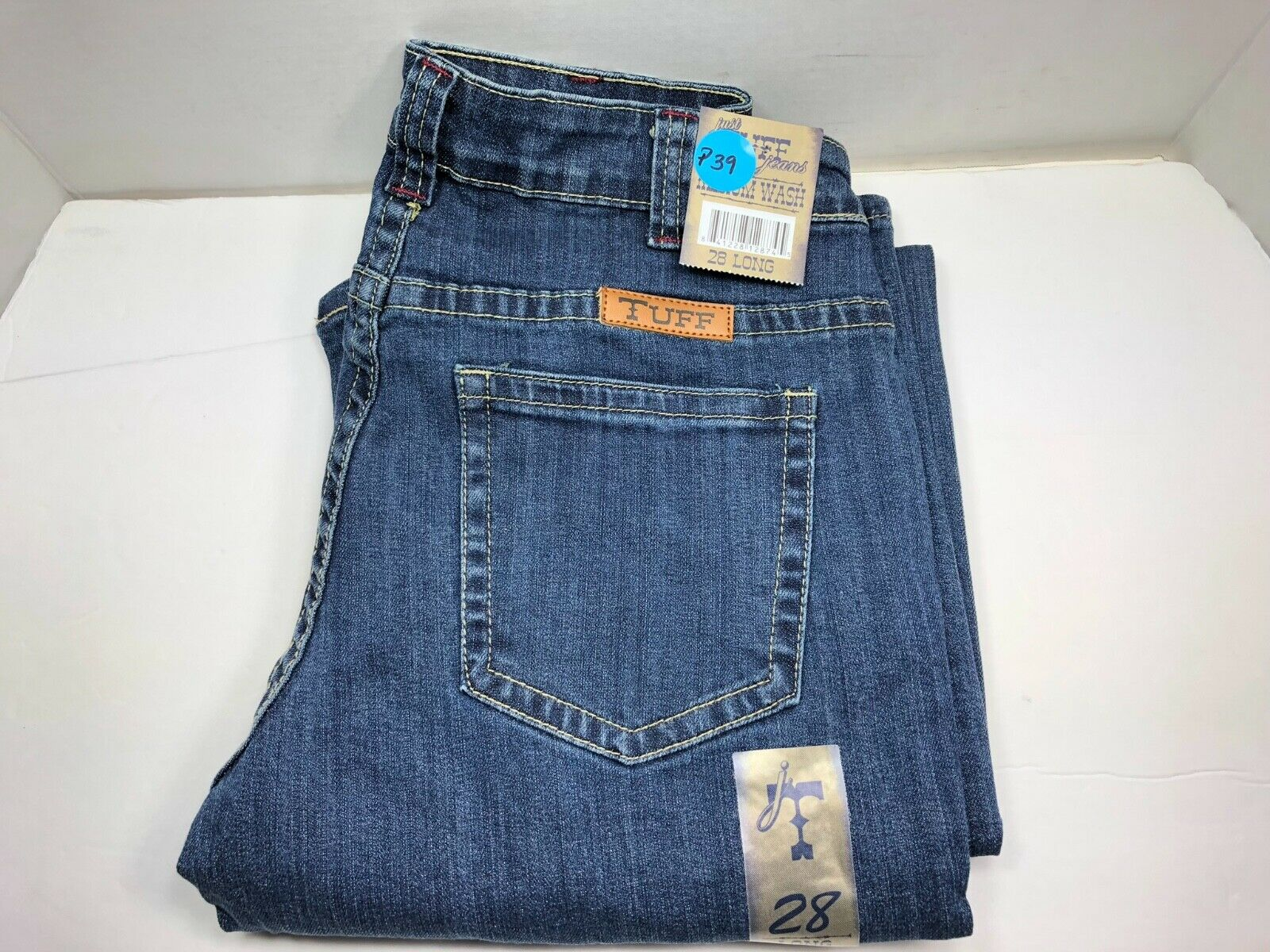 Cowgirl Tuff 'Just Tuff Medium' Women's Jeans, Size 28 Long (P39)