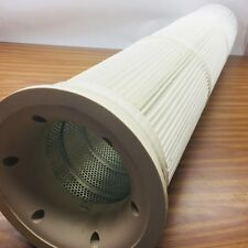 """Midwesco Dust Collector Air Filter Bags Cloth O.D 125/"""" Length x 16/"""" Width FF5433"""