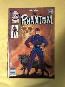Phantom-1962-Gold-Key-King-Charlton-67-FN-Fine