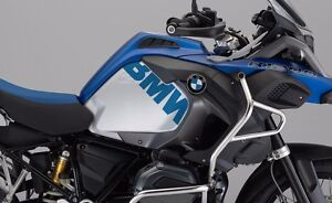 BMW R1200GS LC Adventure BMW Side tank stickers (Blue Metallic Matte)