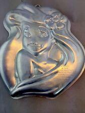 Wilton Aluminum Cake Pan, The Little Mermaid, Ariel, Disney