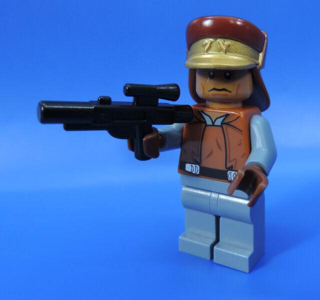 Lego Star Wars 7961 / Figurine Captain Panaka avec Blaster