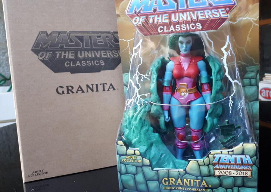 GRANITA + + + CD FILMATION cartoon action figure hordak NEW IN BOX motu vintage 80 129c46