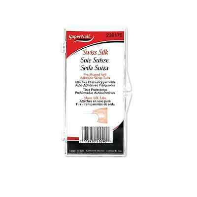 "SuperNail - Swiss Silk Wrap Self-Adhesive Tabs - 36"" - 51070"