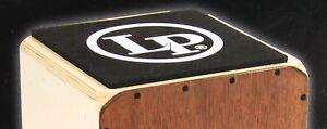 Confiant Latin Percussion Cajon Pad, Lpcaj-pad-afficher Le Titre D'origine Cadeau IdéAl Pour Toutes Les Occasions