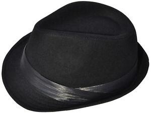 35c2518cf Details about Women Men Fedora Trilby Hat Cuban Panama Feather Style Short  Brim Caps Hats