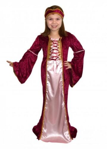 Ragazza RINASCIMENTO medievale TUDOR Principessa LADY COSTUME