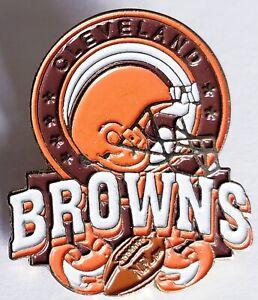 Vintage 1999 CLEVELAND BROWNS Lapel Pin NFL National Football League MINT!