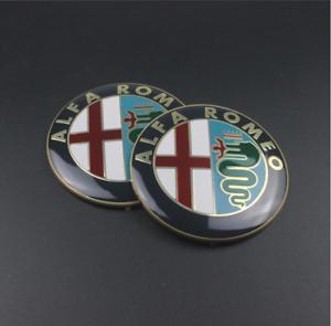 2-Stemma-ALFA-ROMEO-147-156-159-GIULIETTA-MITO-Logo-Fregio-Anteriore-Posteriore