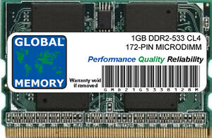 1GB-DDR2-533MHz-PC2-4200-172-PIN-MICRODIMM-MEMORY-RAM-FOR-LAPTOPS-NOTEBOOKS
